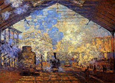 """Exposición Recomendada """"Impresionismo. Un nuevo Renacimiento""""."""