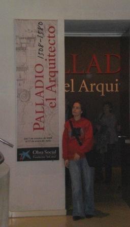 Exposición del arquitecto Andrea Palladio, en Caixa Forum Madrid